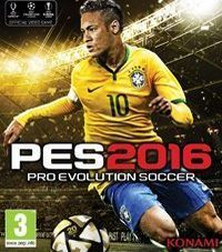 Game Box for Pro Evolution Soccer 2016 (PC)
