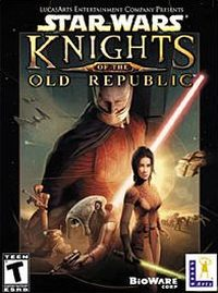 Game Box for Star Wars: Knights of the Old Republic (PC)