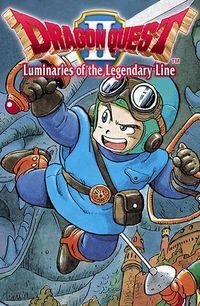 Okładka Dragon Quest II: Luminaries of the Legendary Line (Switch)