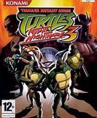 Okładka Teenage Mutant Ninja Turtles 3: Mutant Nightmare (PS2)