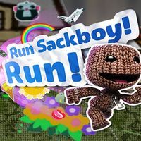 Okładka Run Sackboy! Run! (iOS)