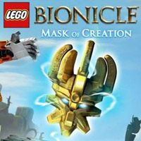 Okładka LEGO Bionicle: Mask Of Creation (AND)