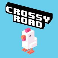 Okładka Crossy Road (iOS)