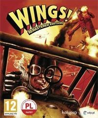 Okładka Wings! Remastered Edition (PC)