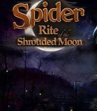 Okładka Spider: Rite of the Shrouded Moon (PS4)