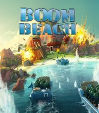 Okładka Boom Beach (AND)