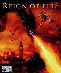 Okładka Reign of Fire (GCN)