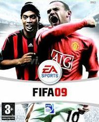 Game Box for FIFA 09 (PC)