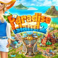 Okładka Paradise Island 2 (iOS)