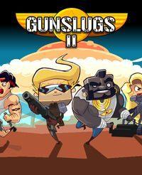 Okładka Gunslugs 2 (Switch)