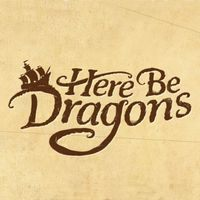 Game Box for Here Be Dragons (PC)