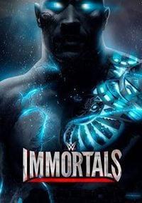 Okładka WWE Immortals (AND)