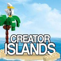 Okładka LEGO Creator Islands (iOS)