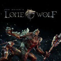 Game Box for Joe Dever's Lone Wolf (PC)