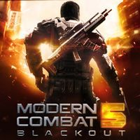 Game Box for Modern Combat 5: Blackout (PC)