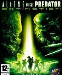 Game Box for Alien vs Predator: Extinction (PS2)
