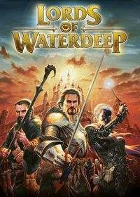 Okładka D&D Lords of Waterdeep (AND)