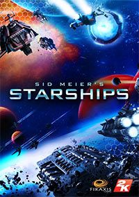 Game Box for Sid Meier's Starships (PC)