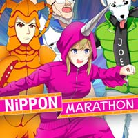 Game Box for Nippon Marathon (Switch)