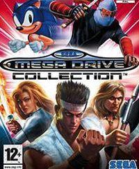 Okładka Sega Genesis Collection (PSP)