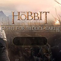 Okładka The Hobbit: Battle of the Five Armies - Fight for Middle-Earth (AND)
