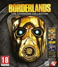 Game Box for Borderlands: The Handsome Collection (PS4)