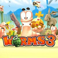 Worms 3 (AND cover