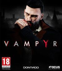 Game Box for Vampyr (PC)