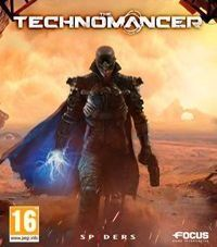 Game Box for The Technomancer (PC)