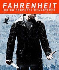 Okładka Fahrenheit: Indigo Prophecy Remastered (PS4)