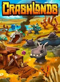 Game Box for Crashlands (PC)