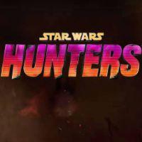Okładka Star Wars: Hunters (iOS)