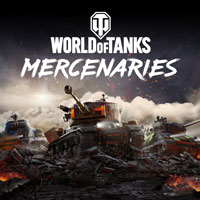 Game Box for World of Tanks: Mercenaries (PS4)