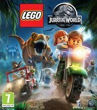Game Box for LEGO Jurassic World (PS3)