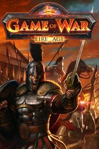 Okładka Game Of War: Fire Age (iOS)