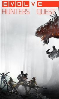 Game Box for Evolve: Hunters Quest (WP)
