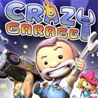 Okładka Crazy Garage (Wii)