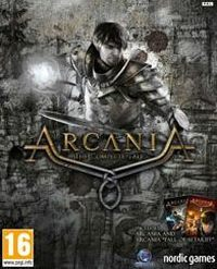Okładka Arcania: The Complete Tale (PS4)