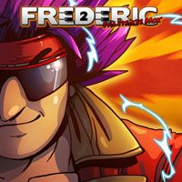 Game Box for Frederic: Evil Strikes Back (PC)