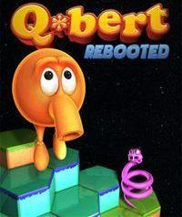 Okładka Q*bert Rebooted (PC)