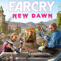 Okładka Far Cry: New Dawn (PC)