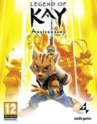 Okładka Legend of Kay Anniversary (Switch)