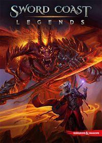 Okładka Sword Coast Legends (PC)
