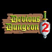 Game Box for Devious Dungeon 2 (PC)