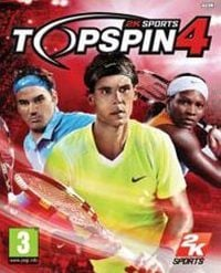 Game Box for Top Spin 4 (PS3)