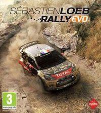 Game Box for Sebastien Loeb Rally Evo (PS4)