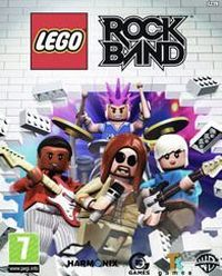 Game Box for LEGO Rock Band (X360)