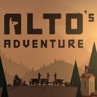 Okładka Alto's Adventure (Switch)