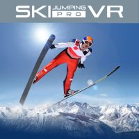 Game Box for Ski Jumping Pro VR (PS4)