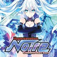Okładka Hyperdevotion Noire: Goddess Black Heart (PSV)